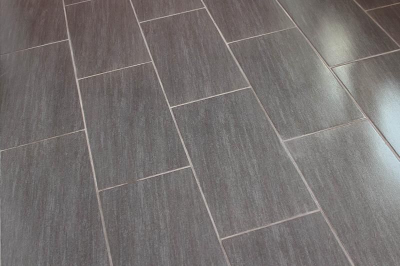 installing 12x24 tile