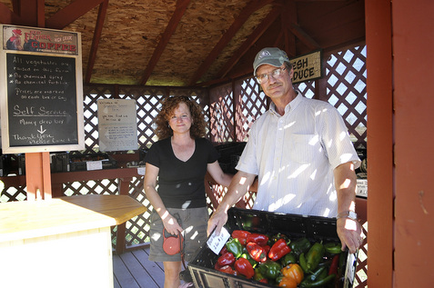 Creekside Natural Farm - Pam Kunke and Bill Kunke