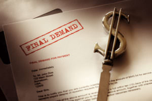 Greenwood Indiana Bankruptcy Attorney Collection Letter