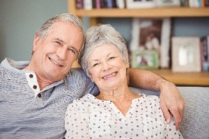 Law Office of Matthew M. Cree, LLC - Happy Retired Couple