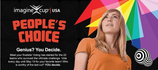 Imagine Cup People's Choice