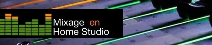 pour tout apprendre sur le mixage en home studio