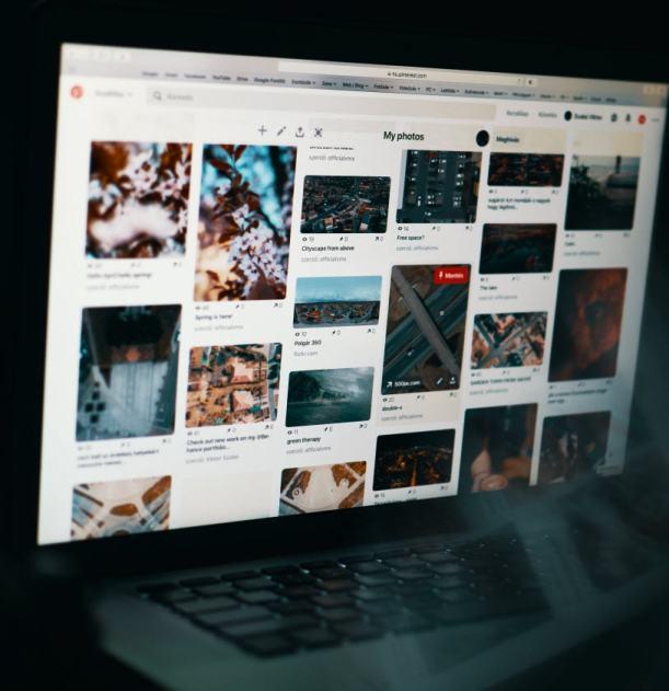 le smart feed Pinterest