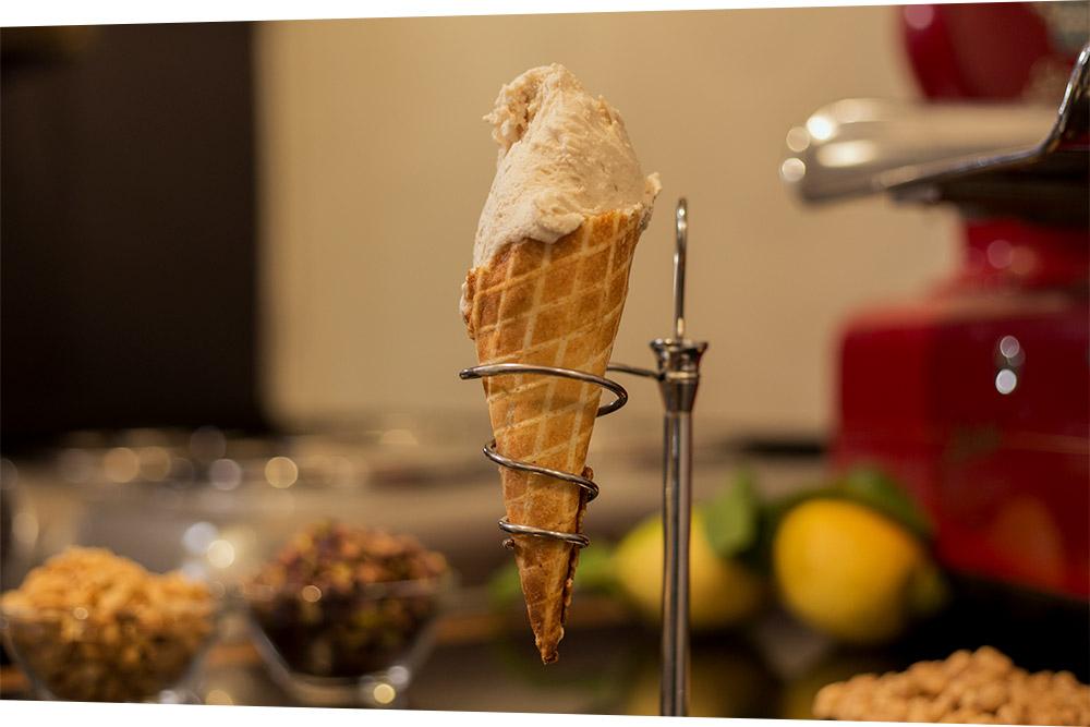 gelato vegano Cremeria d'Azeglio