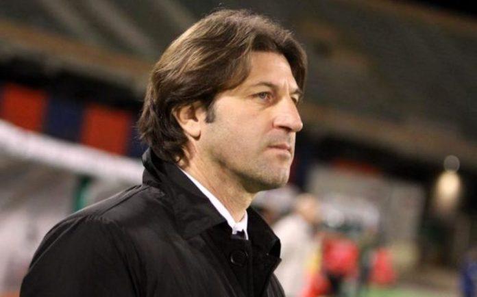Il nuovo allenatore della Cremonese Massimo Rastelli