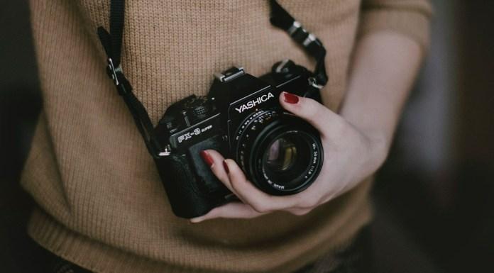 Macchina fotografica, foto generica da Pixabay