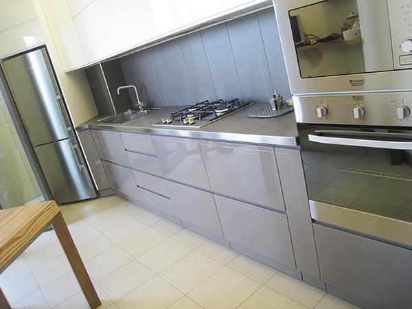 cucina laccata lucida moderna