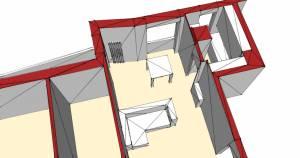 progettod'interni appartamenti, casa