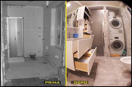 Creocasa designer interni cucine ristrutturazione edile - Rifare bagno da soli ...