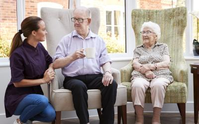 ASSISTED LIVING: THE ULTIMATE IN CREATIVE DEAL MAKING