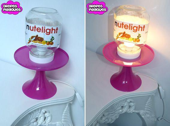 Luminaire insolite