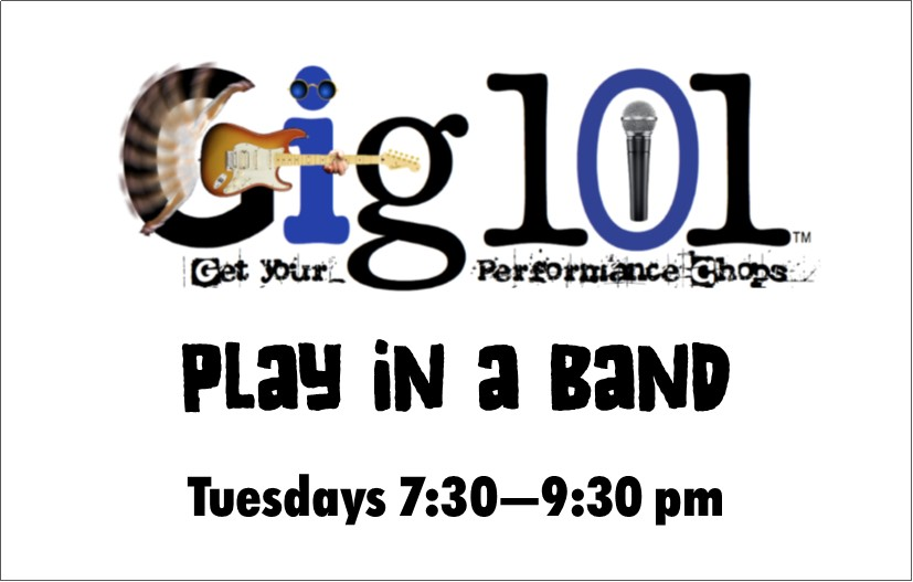 Gig 101: Play in a Band