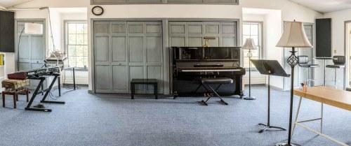 Crescendo Music Loft Lesson Room 2020