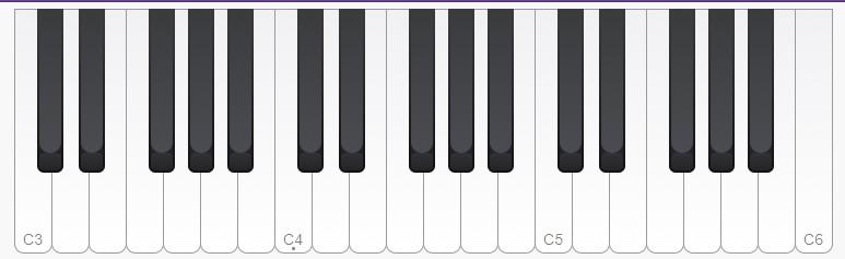 Pop Up Piano