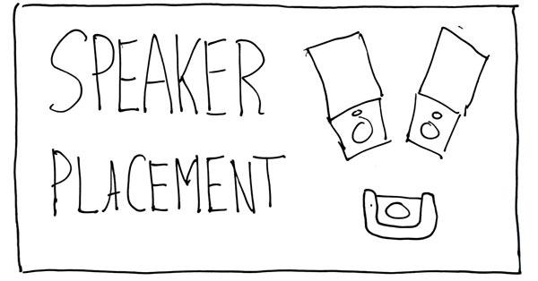 Speaker Placement