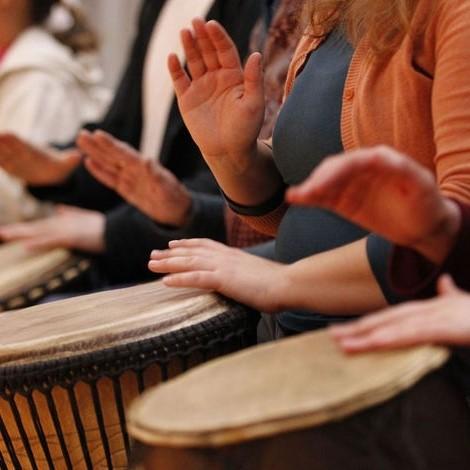 Afro-Cuban Hand Drumming