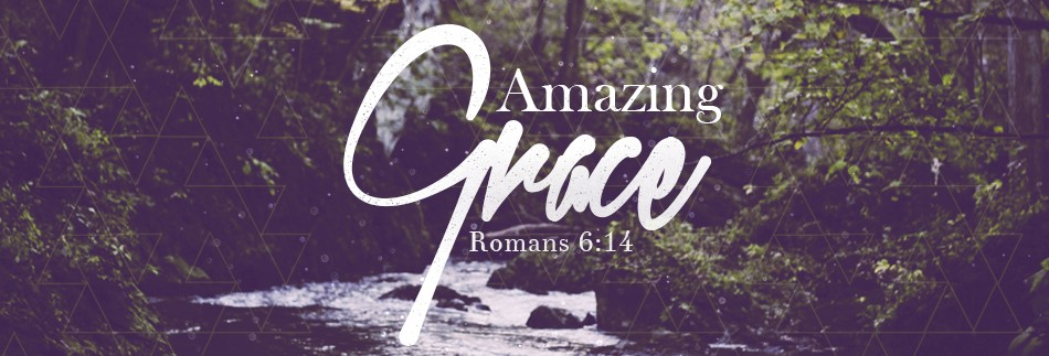 Amazing Grace Christian Web Banner