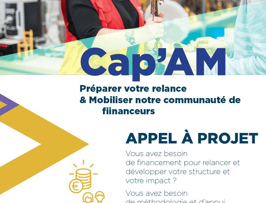 Nouvel appel à projets Cap'AM pour le département des Pyrénées Atlantiques (64) et des Landes (40)