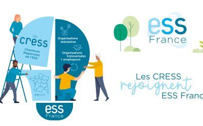 Les Cress rejoignent le CA d'ESS_France