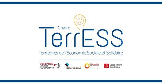 La Chaire Territoires de l'Économie Sociale et Solidaire est crée !