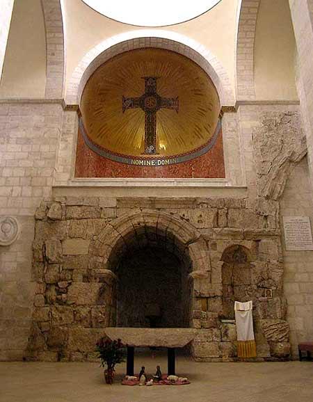 Ecce Homo - Pretoriul din Ierusalim