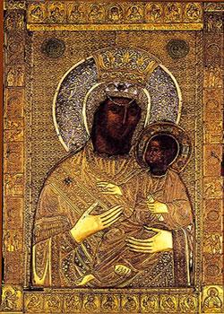 Maica Domnului Ktitorissa - Vimatarissa - Manastirea Vatoped