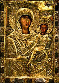 Maica Domnului Myrrhovlytissa - <a href='/biserica-in-lume/67711-manastirea-sfantul-pavel-tebeul-egipt' _fcksavedurl='/biserica-in-lume/67711-manastirea-sfantul-pavel-tebeul-egipt' title='Manastirea Sfantul Pavel Tebeul - Egipt' class='linking auto'>Manastirea Sfantul Pavel</a>