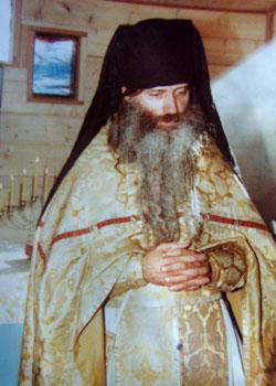 Manastirea Sfantul Herman din Platina - Parintele Serafim Rose