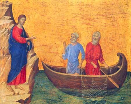 Chemarea la Apostolie a Sfantului Andrei