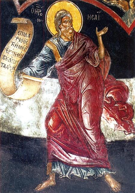 Isaia - Evanghelistul Vechiului Testament