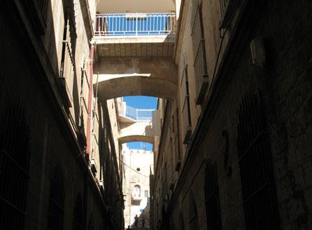 Drumul Crucii - Via Dolorosa