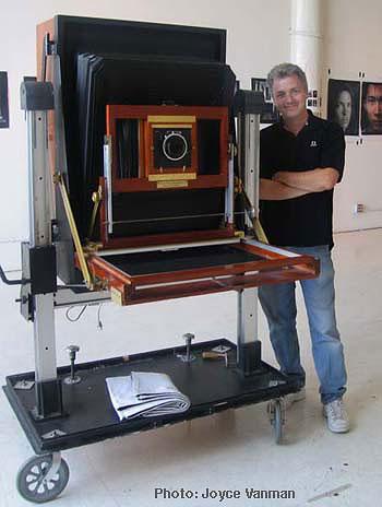 Polaroid 20x24'' Camera