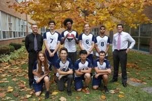 Sr Boys Volleyball