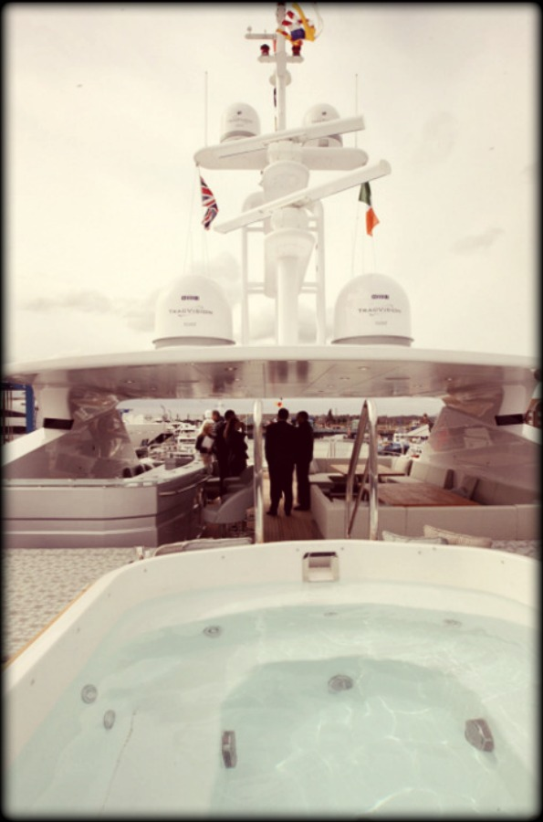 The-official-British-launch-of-Sunseeker-155-Yacht-superyacht-BLUSH-9