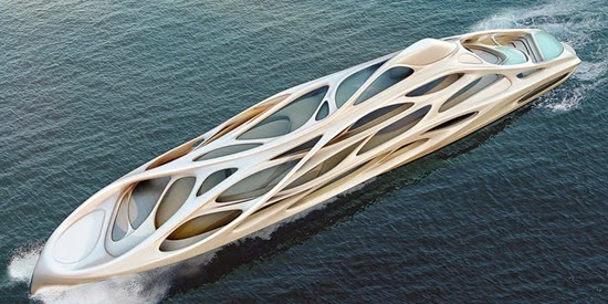 Super luxury concept Yachts 006