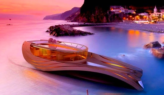 Super luxury concept Yachts 014