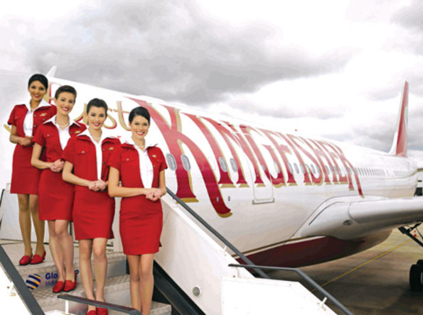 7-Kingfisher Airlines