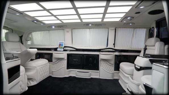 Business Luxury Vans KLASSEN-inside-3