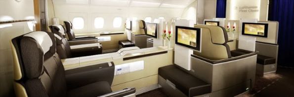 Lufthansa luxury travelling 001