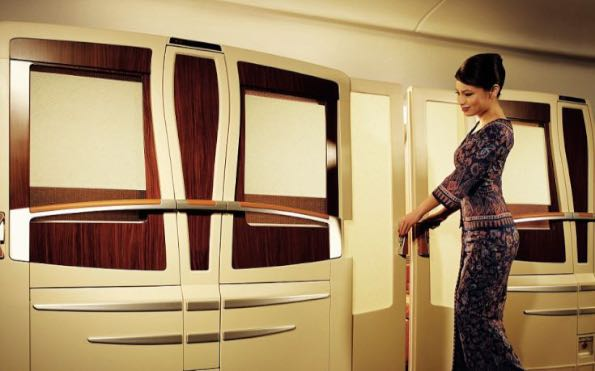 Singapore Airlines luxury travelling 003