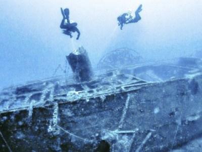 10 ναυάγια στην Ελλάδα που προκαλούν δέος