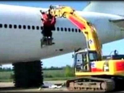 Πως να κάνεις βίδες ένα Boeing 747