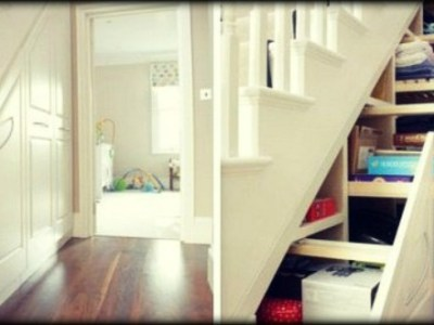 Μυστικοί αποθηκευτικοί χώροι στο σπίτι σας