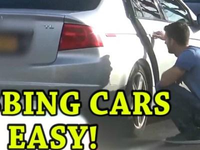 Το νέο κόλπο κλοπής αυτοκινήτων