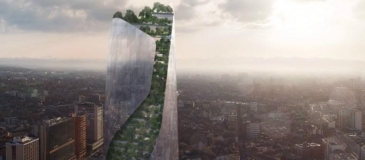 Δείτε και ένα εντυπωσιακό… κάθετο κήπο