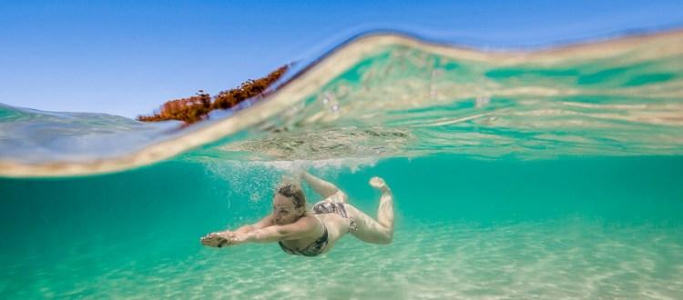 Δροσερές και τιρκουάζ παραλίες του πλανήτη
