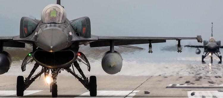 Προχωρά η αναβάθμιση των F - 16