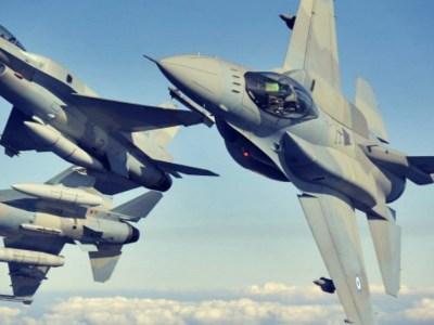 Τα χαρακτηριστικά των F-16 μετά το upgrade