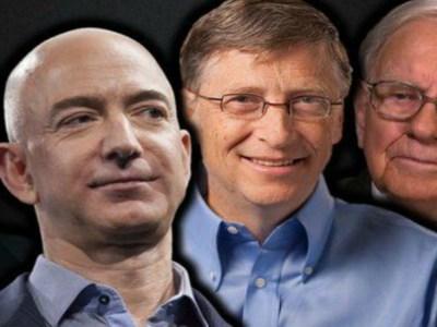 Οι 10 πιο πλούσιοι άνθρωποι στον κόσμο