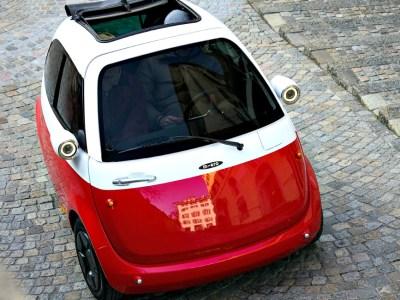 Microlino ο διάδοχος της BMW Isetta